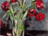anemonen in vaas