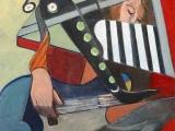 gitaar door elkaar -a052